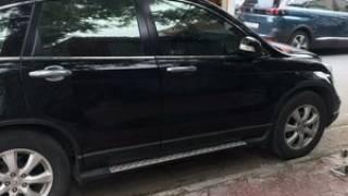 Honda cr v 2010 tự động, đen , đi hơn 6 vạn