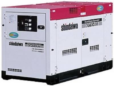 Cho thuê máy phát điện công nghiệp tại Thái Bình 7