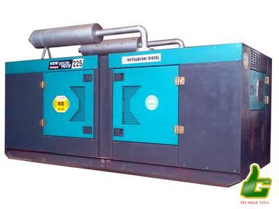 Mua thanh lý máy phát điện công nghiệp 1
