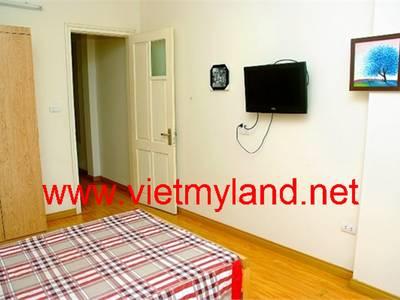 Cho thuê các căn hộ đủ đồ tại khu Hoàng Hoa Thám   Thụy Khuê, 4