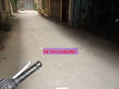 Nhà riêng phân lô Nguyễn Lương bằng   Hoàng Cầu 2