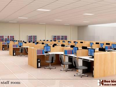 Văn phòng Cầu GIấy Giá 5 đến 10 triệutháng, full dịch vụ   đủ đồ, DT từ 19-30m2 8