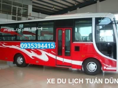 Công ty chuyên cho thuê xe du lịch tại Đà Nẵng 6
