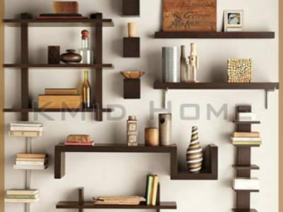 Kệ treo tường Kiến Mộc, cho không gian nhà nhỏ thêm phong cách. 5