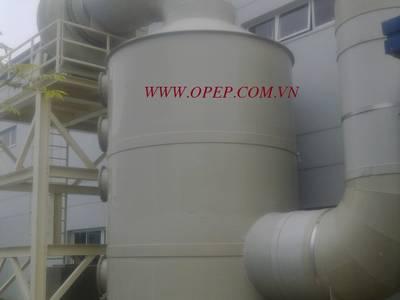 Bồn bể nhựa:PE,PP,PVC,FRP copositte  chịu hóa chất acid... 4