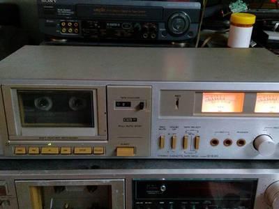 Cassette Deck, đầu câm Japan 8