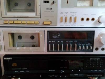 Cassette Deck, đầu câm Japan 10