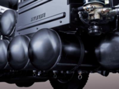 Giá xe ben HD270 nhập khẩu nguyên chiếc.Xe ben hyundai 15 tấn nhập khẩu giá rẻ 4