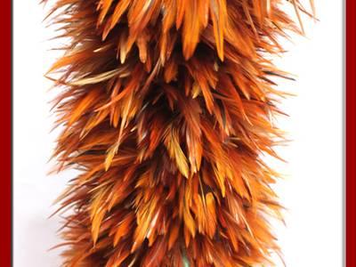 Chổi lông gà Triều Khúc   Hộp đựng card sơn mài 5