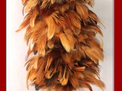 Chổi lông gà Triều Khúc   Hộp đựng card sơn mài 15