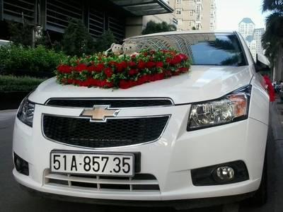Cty An An cho thuê xe du lịch   xe cưới các loại đầu tuần giá rẻ 4