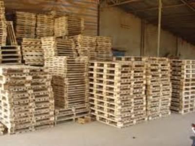 Mua bán pallet gỗ cũ, chuyên cung cấp pallet gỗ cũ mới giá rẻ 1