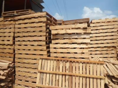 Mua bán pallet gỗ cũ, chuyên cung cấp pallet gỗ cũ mới giá rẻ 2