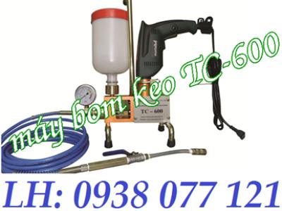 Máy bơm keo pu epoxy TC-500 giá rẻ tại TpHCM, Đà Nẵng 5
