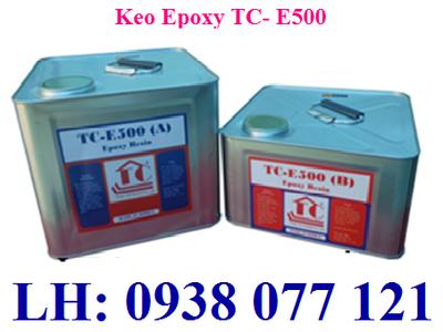 Bán Keo xử lý nứt bê tông epoxySL 1400,TCK-E500, tại TPHCM 2