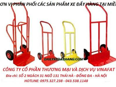 Xe đẩy hàng 2 bánh, xe 4 bánh, xe đẩy hàng Việt Nam, Nhật Bản, Thái Lan rẻ nhất 0