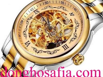 Đồng hồ nam cơ Aiers B125G AE001 6