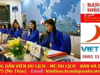Khóa học nghiệp vụ điều hành tour du lịch tại HCM 0