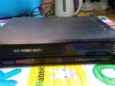Bán đầu băng và băng VHS Nhật, điện 220v, đa hệ có đ.khiển 14