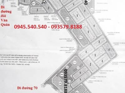 Chính chủ bán biệt thự TC5 Tân Triều: 207m, xây thô 3,5 tầng. Giá 9,3 tỷ/căn 1