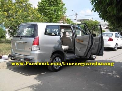 Cho thuê Toyota Vios 4 chỗ  Innova   Fortuner 7 chỗ  Ford Transit 16C 4