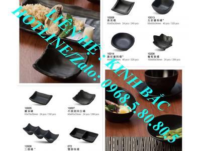Khuyến mại lớn cho bát đĩa sứ ngọc,bát đĩa melamine,bát đĩa nhà hàng 8