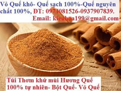 Bán vỏ quế khô, quế sạch 100, bột quế khô tự nhiên 5