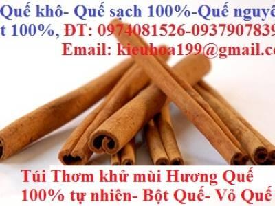 Vỏ quế khô, bột quế nguyên chất 100 18