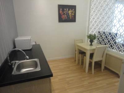 Cho thuê căn hộ chung cư đủ đồ phố Hoàng Cầu - Mai Anh Tuấn giá 6,5tr 4