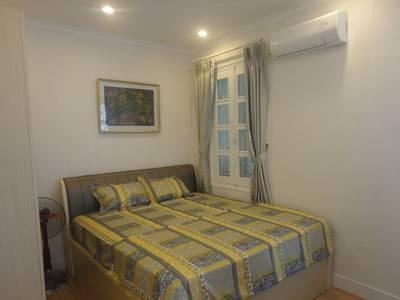 Cho thuê căn hộ chung cư đủ đồ phố Hoàng Cầu - Mai Anh Tuấn giá 6,5tr 6