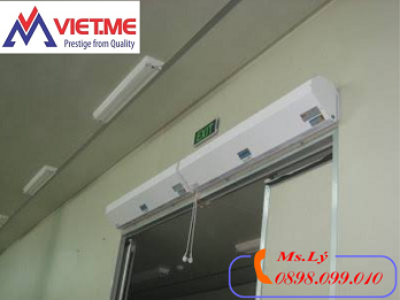 Quạt cắt gió, chắn gió, air curtain cung cấp, lắp đặt tại Bắc Ninh 0