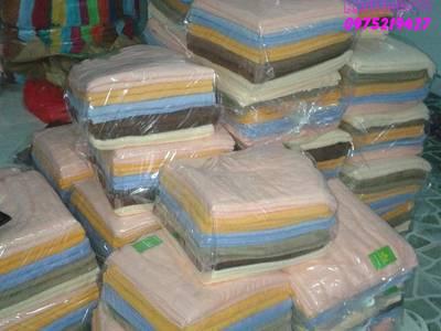 Khăn bông giá sỉ, xưởng sản xuất và phân phối sỉ và lẻ các loại khăn bông đẹp 7