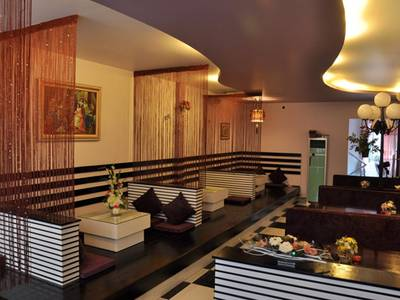 Thiết kế nội thất nhà hàng giá rẻ tại hà nội, Thiết kế nội thất Quán Cafe Karaoke 6