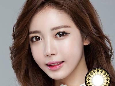 Kính giãn tròng TinTin Hàn Quốc 18