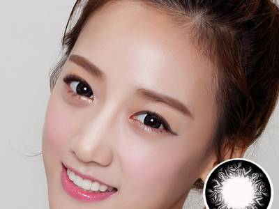 Kính giãn tròng TinTin Hàn Quốc 19