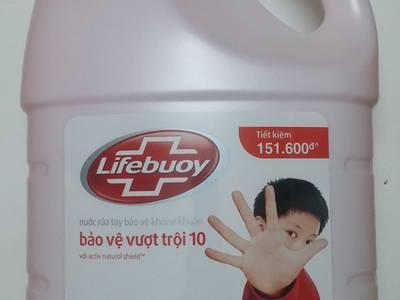 Nước rửa tay Lifebuoy 4kg mua ở đâu, địa chỉ mua nước rửa tay Lifebuoy 4 kg 0