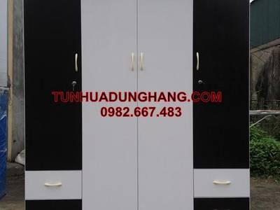 Tủ quần áo nhựa Đài Loan Giá 2200000đ- không cong vênh, mối mọt, ẩm mốc - BH 10 năm 10