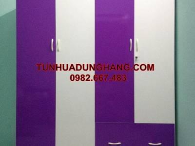 Tủ quần áo nhựa Đài Loan Giá 2200000đ- không cong vênh, mối mọt, ẩm mốc - BH 10 năm 14