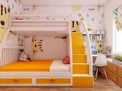 Giường ngủ em bé nhiều tầng giường ngủ đa năng giá rẻ 1
