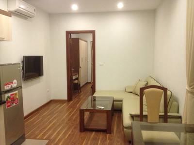 Cho thuê căn hộ mới đủ đồ phố Kim Mã DT 55m2 1PK 1PN giá 8,5tr 7
