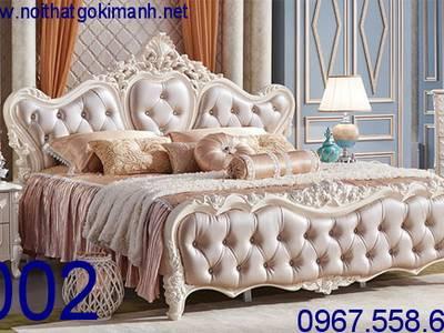 Giường cổ điển - giường ngủ tân cổ điển q1 q2 q7 q9 1