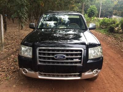 Ford everest 0