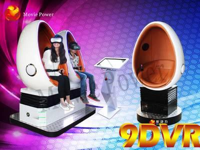 Hệ thống thực tế ảo 9DVR, phòng phim 9D VR với công nghệ tiên tiến nhất giá rẻ 18