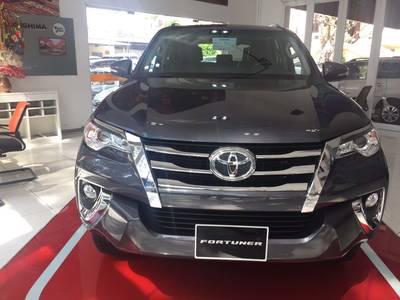 Fortuner 2.7V  4x2   máy xăng NHẬP KHẨU, số tự động - Toyota An Thành 1