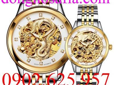 Đồng hồ nam cơ Aesop 9010 AS001 1
