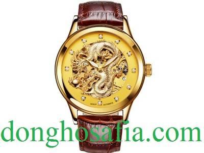Đồng hồ nam cơ Aesop 9010 AS001 17