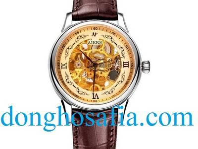 Đồng hồ nam cơ Aiers B125G AE001 13