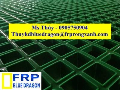 Sàn nhựa composite, kháng hóa chất, cách điện, không rỉ sét 6