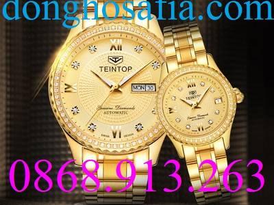 Đồng hồ đôi cơ TeinTop 8629 TT201 0