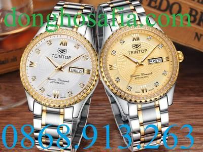 Đồng hồ đôi cơ TeinTop 8629 TT201 10